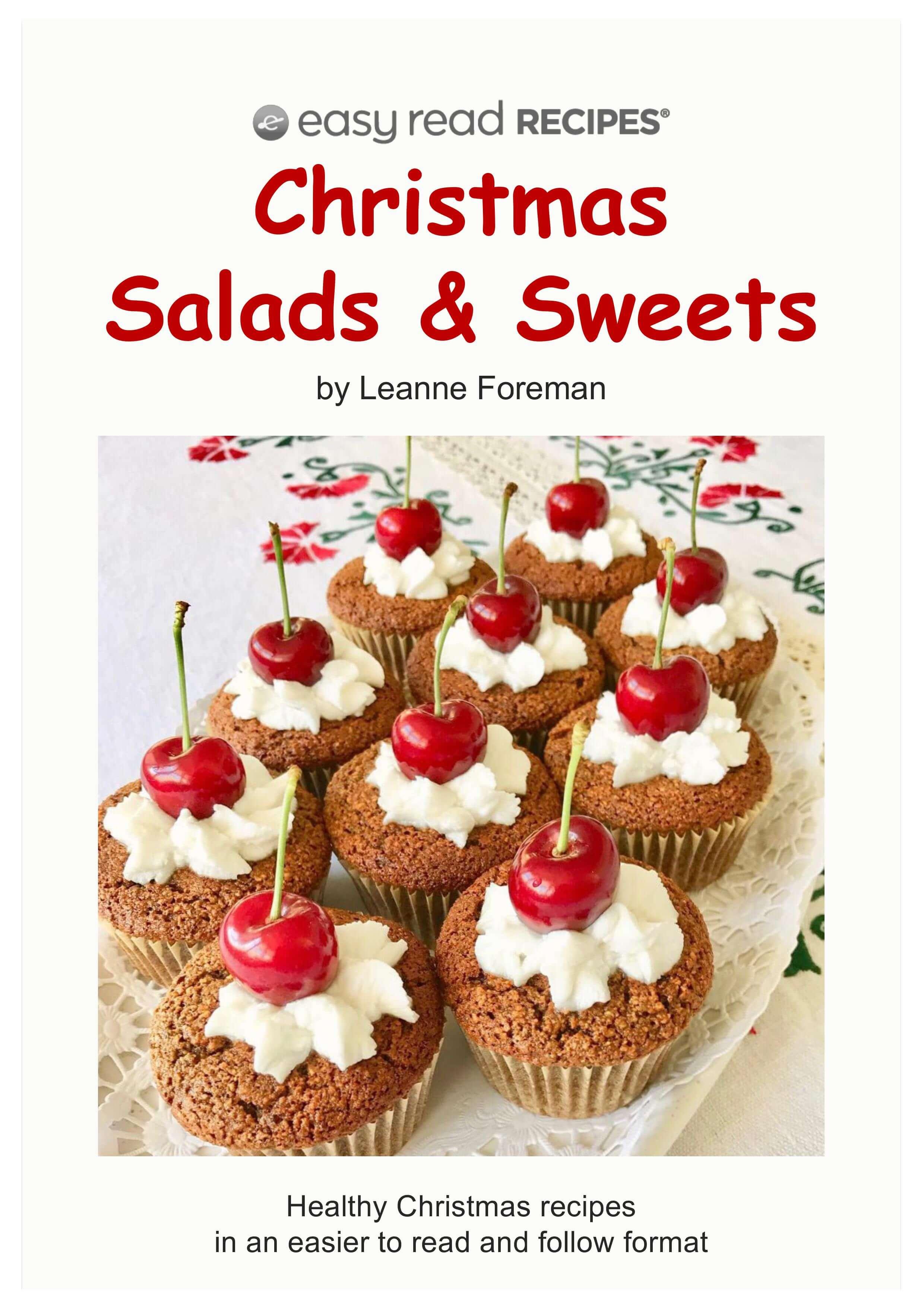 Christmas Salads and Sweets